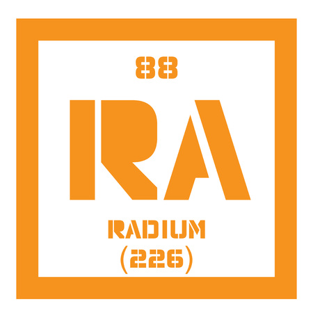 pure element: Radium is a chemical element. Radium is an alkaline earth metal. Pure radium is silver white.