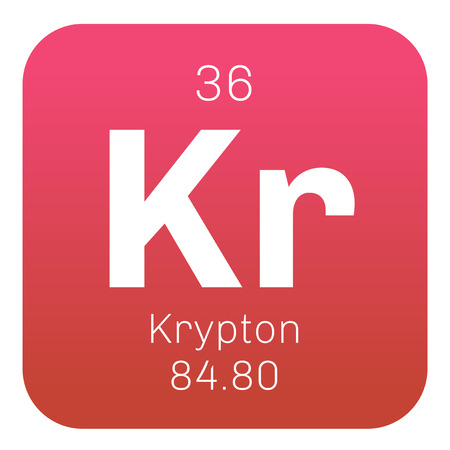 krypton: Krypton is a chemical element. Belongs to noble gases group of the periodic table. Neon is a colorless, odorless and inert gas.