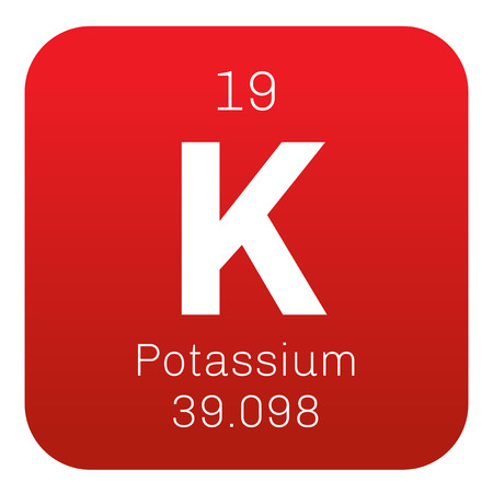alkali metal: Potassium chemical element. Elemental potassium is a soft silver white alkali metal. Illustration
