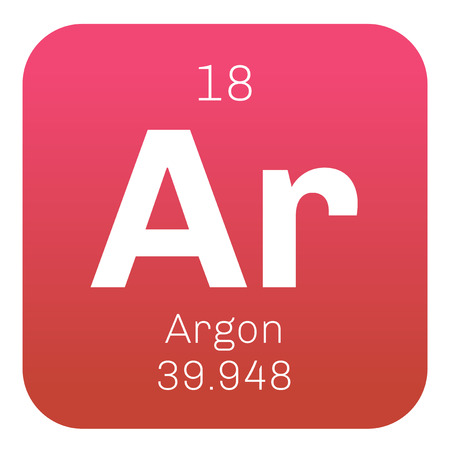 argon: Argon is a chemical element. Belongs to noble gases group of the periodic table. Neon is a colorless, odorless and inert gas.