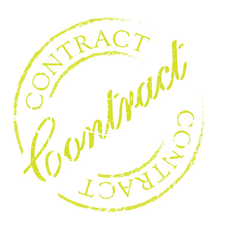 easily: Contract rubber stamp. Grunge design with dust scratches. Effects can be easily removed for a clean, crisp look. Color is easily changed.