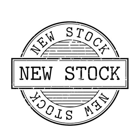 hoard: New stock rubber stamp. Grunge design with dust scratches. Effects can be easily removed for a clean, crisp look. Color is easily changed. Illustration