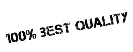 merit: 100 percent best quality rubber stamp on white. Print, impress, overprint. Illustration