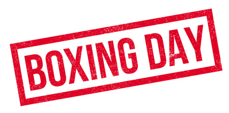 boxing day sale: Boxing Day rubber stamp. Grunge design with dust scratches. Effects can be easily removed for a clean, crisp look. Color is easily changed.