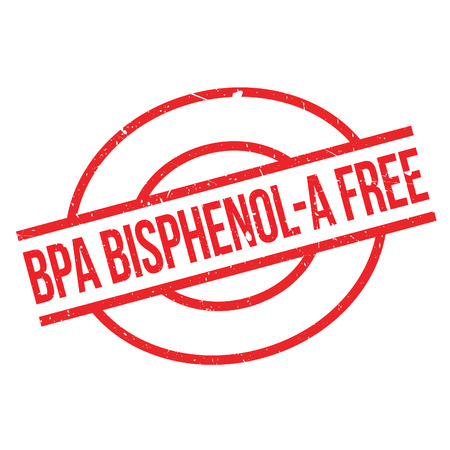 bpa: BPA Bisphenol-A Free rubber stamp. Grunge design with dust scratches. Effects can be easily removed for a clean, crisp look. Color is easily changed. Illustration