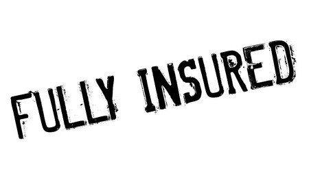 insured: Fully insured stamp. Grunge design with dust scratches. Effects can be easily removed for a clean, crisp look. Color is easily changed. Illustration