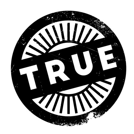 truthful: True stamp. Grunge design with dust scratches. Effects can be easily removed for a clean, crisp look. Color is easily changed.