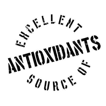 certify: Excellent source of antioxidants stamp. Grunge design with dust scratches. Effects can be easily removed for a clean, crisp look. Color is easily changed.