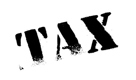 impost: Tax stamp. Grunge design with dust scratches. Effects can be easily removed for a clean, crisp look. Color is easily changed.