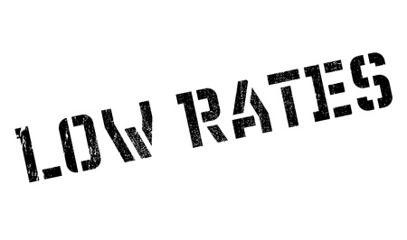 valuation: Low rates stamp. Grunge design with dust scratches. Effects can be easily removed for a clean, crisp look. Color is easily changed.