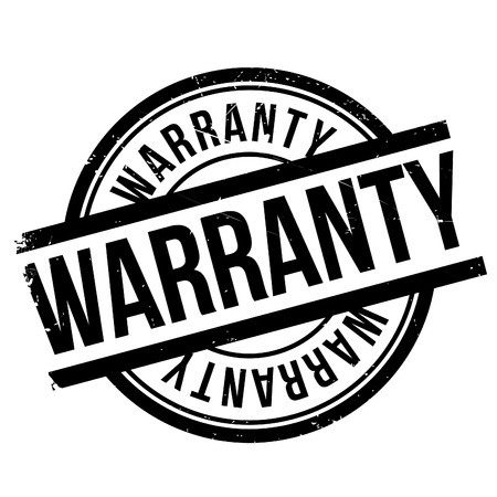 covenant: Warranty stamp. Grunge design with dust scratches. Effects can be easily removed for a clean, crisp look. Color is easily changed. Illustration