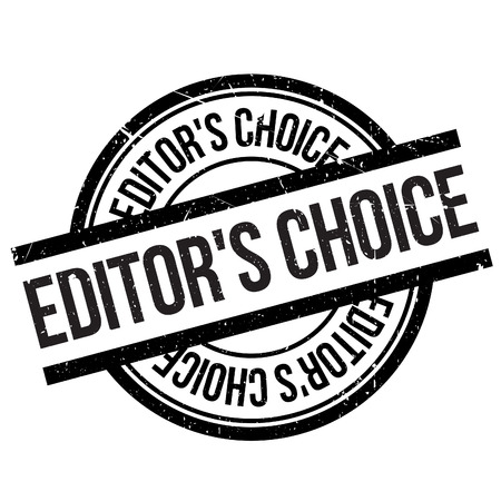 correspondent: Editors choice stamp. Grunge design with dust scratches. Effects can be easily removed for a clean, crisp look. Color is easily changed. Illustration