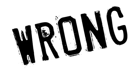 unsound: Wrong rubber stamp. Grunge design with dust scratches. Effects can be easily removed for a clean, crisp look. Color is easily changed.