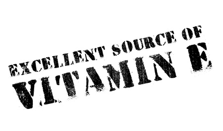 advertize: Excellent source of vitamin E stamp. Grunge design with dust scratches. Effects can be easily removed for a clean, crisp look. Color is easily changed.