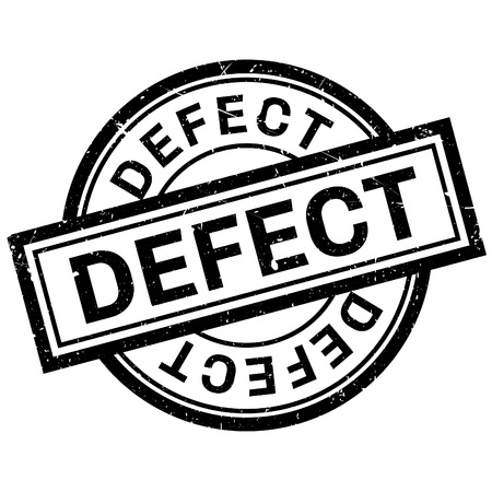 dissatisfaction: Defect rubber stamp. Grunge design with dust scratches. Effects can be easily removed for a clean, crisp look. Color is easily changed.