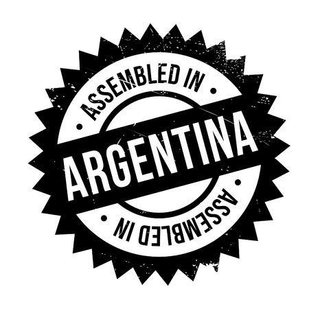 exported: Assembled in Argentina rubber stamp. Grunge design with dust scratches. Effects can be easily removed for a clean, crisp look. Color is easily changed.