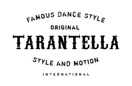 Tarantella Stock Photos And Images - 123RF