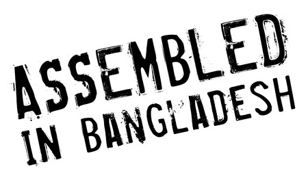 exported: Assembled in Bangladesh rubber stamp. Grunge design with dust scratches. Effects can be easily removed for a clean, crisp look. Color is easily changed.