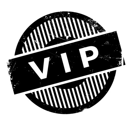 luminary: Vip rubber stamp. Grunge design with dust scratches. Effects can be easily removed for a clean, crisp look. Color is easily changed.