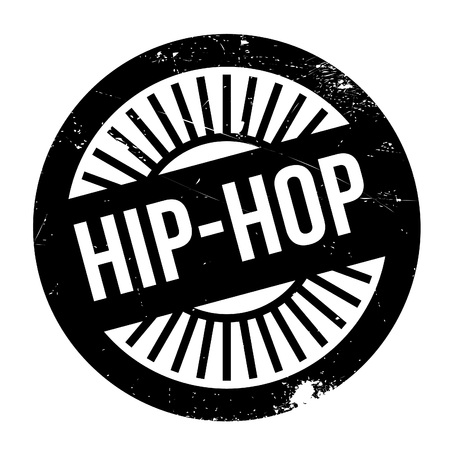 Famous dance style, Hip-Hop stamp. Grunge design with dust scratches. Effects can be easily removed for a clean, crisp look. Color is easily changed.