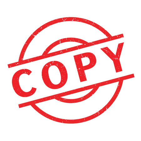 dissertation: Copy rubber stamp. Grunge design with dust scratches. Effects can be easily removed for a clean, crisp look. Color is easily changed.