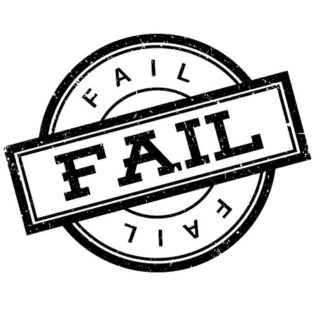 unaccepted: Fail rubber stamp. Grunge design with dust scratches. Effects can be easily removed for a clean, crisp look. Color is easily changed.