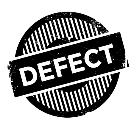 deficiency: Defect rubber stamp. Grunge design with dust scratches. Effects can be easily removed for a clean, crisp look. Color is easily changed.