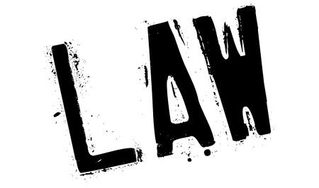 ordenanza: sello de la ley. Diseño de Grunge con los rasguños polvo. Los efectos se pueden quitar fácilmente para una apariencia limpia y nítida. En color se cambia fácilmente.