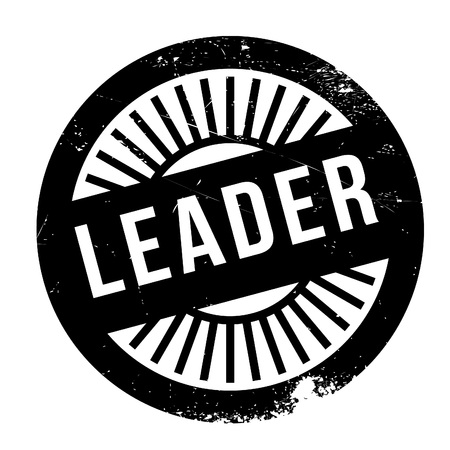 liberal: Leader stamp. Grunge design with dust scratches. Effects can be easily removed for a clean, crisp look. Color is easily changed.