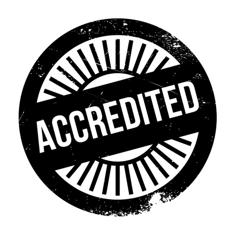 legitimate: Accredited stamp. Grunge design with dust scratches. Effects can be easily removed for a clean, crisp look. Color is easily changed.