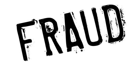 hoax: Fraud rubber stamp. Grunge design with dust scratches. Effects can be easily removed for a clean, crisp look. Color is easily changed.