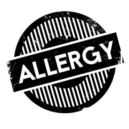 rubber stamp Allergy. conception grunge avec des rayures de poussière. Les effets peuvent être facilement enlevés pour un aspect propre et croustillant. La couleur est facilement changée.