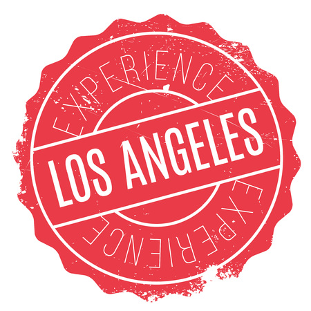 detroit: Los Angeles stamp. Grunge design with dust scratches. Effects can be easily removed for a clean, crisp look. Color is easily changed.