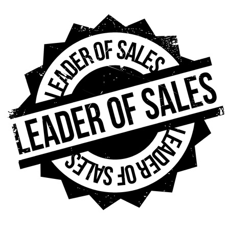 general manager: Leader of sales stamp. Grunge design with dust scratches. Effects can be easily removed for a clean, crisp look. Color is easily changed.