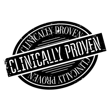 clinically: Clinically proven stamp. Grunge design with dust scratches. Effects can be easily removed for a clean, crisp look. Color is easily changed. Illustration