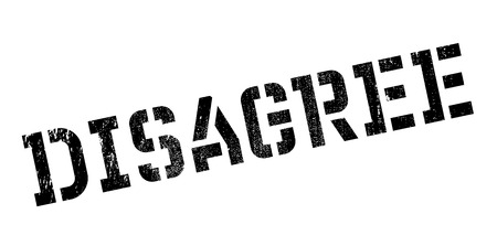 depart: Disagree rubber stamp. Grunge design with dust scratches. Effects can be easily removed for a clean, crisp look. Color is easily changed.