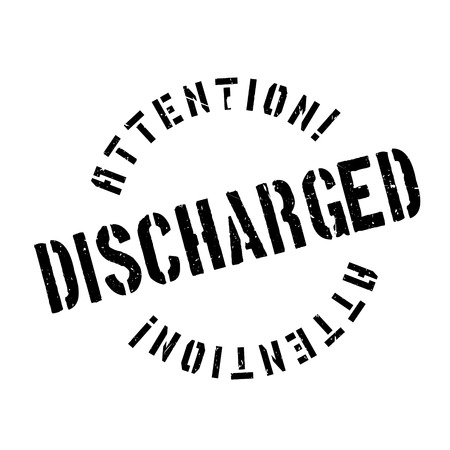 laid off: Discharged rubber stamp. Grunge design with dust scratches. Effects can be easily removed for a clean, crisp look. Color is easily changed.