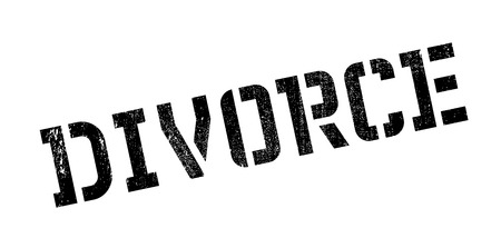 split up: Divorce rubber stamp. Grunge design with dust scratches. Effects can be easily removed for a clean, crisp look. Color is easily changed.