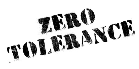 misconduct: Zero Tolerance rubber stamp. Grunge design with dust scratches. Effects can be easily removed for a clean, crisp look. Color is easily changed.