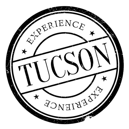 pima: Tucson stamp. Grunge design with dust scratches. Effects can be easily removed for a clean, crisp look. Color is easily changed. rubber grunge