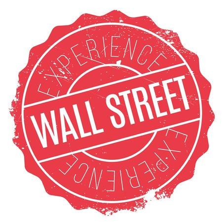 nasdaq: Wall Street stamp. Grunge design with dust scratches. Effects can be easily removed for a clean, crisp look. Color is easily changed.