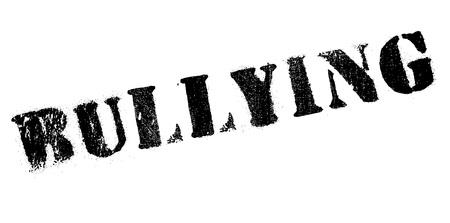 intimidate: Bullying rubber stamp. Grunge design with dust scratches. Effects can be easily removed for a clean, crisp look. Color is easily changed.
