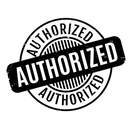 designated: Authorized rubber stamp. Grunge design with dust scratches. Effects can be easily removed for a clean, crisp look. Color is easily changed.