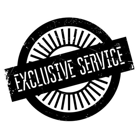 privileged: Exclusive service stamp. Grunge design with dust scratches. Effects can be easily removed for a clean, crisp look. Color is easily changed.