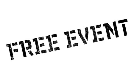 upshot: Free event stamp. Grunge design with dust scratches. Effects can be easily removed for a clean, crisp look. Color is easily changed.