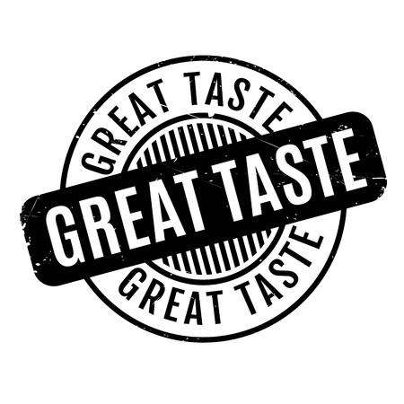 jolt: Great Taste rubber stamp Illustration