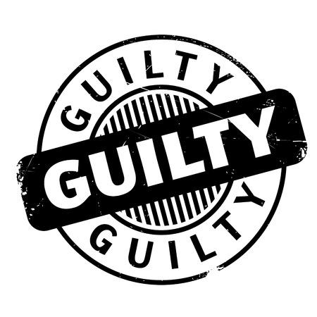 Guilty Stempel