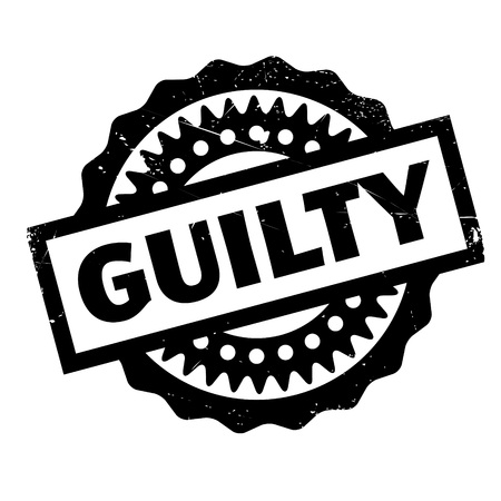 prosecute: Guilty rubber stamp