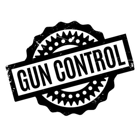 gun control: Gun Control rubber stamp