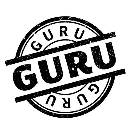 guru: Guru rubber stamp
